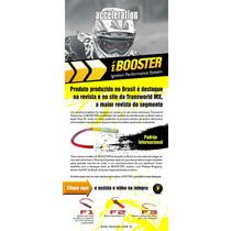 Kit Ibooster F3 + Iridium Ibooster Honda Cg 150 Fan Desde 04