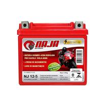 Bateria Moto 12v-5ah Naja Selada - Eletropeça Sorocaba