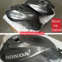 Tanque Honda Cg125 Fan