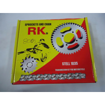 Kit Relacao Biz 125 Rks/autotec
