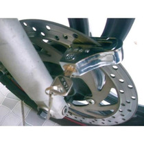 Trava Segurança Moto Honda Yamaha Suzuki Dafra Antifurto