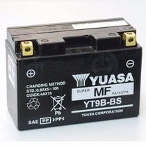 Bateria Yuasa Yt9b-bs Xt660 R6 Mt03 Yzf