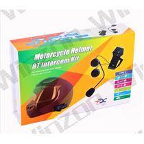 Promoção Intercomunicador Para Moto/ No Capacete/