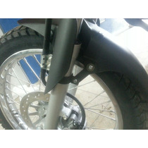 Paralama Inferior Honda Xre 300 C/ Adaptador Para Bros