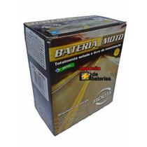 Bateria Route Gs 650 Selada, Ytx14la-bs Ou Yb12al-a Selada