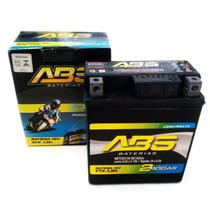 Bateria Moto Abs Ytx7,5h Honda Tornado/ Fazer / Twister