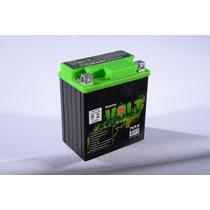 Bateria Moto 4ah Titan 125ks/biz 100 Es