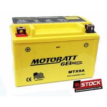 Bateria Motobatt Ytx9-bs 9ah Cb500 Shadow Xt600 Mirage 250