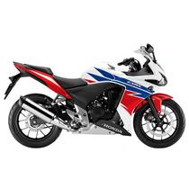 Slider Protetor Lateral Motos Carbon Honda Cbr 500r Cbr500r