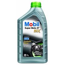 Oleo Mobil Sup Moto4t Mx 10w30 Semisint Jaso Ma,ma2 Apisl 1l