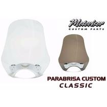 Parabrisa (bolha) Classic Cristal Shadow 750 Ate 2010- Bo032