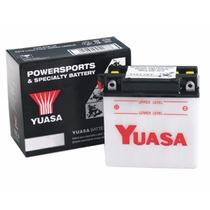 Bateria Ytx 7lbs Yuasa Falcon Cbx 250 Twister Xr 250 Tornado