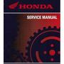 Manual De Serviço Honda Cb 300r 2009 - 2015