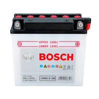 Bateria De Moto Bosch Yamaha Xtz 125 2002 Até 2013 Bb5l