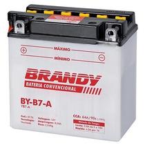 Bateria Brandy Convencional By-b7-a ( Suzuki En Yes 125 / In