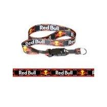 Chaveiro Para Moto- Key Holder- Com Fecho- Red Bull - 03