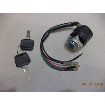Chave De Ignição Honda Cg 125 1977 Até 1982