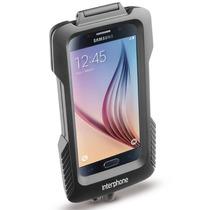 Suporte Interphone Smartphone Moto Guidão Pro Case Galaxy S6