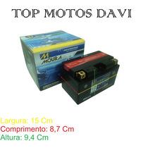 Bateria Moura Ma8,6-e Moto Honda Cbr 600rr Ref. Yuasa Ytz10s