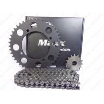 Kit Relação Transmissão Maxx Black Yamaha Xt 600tenere 90-93