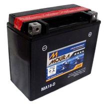 Bateria Moura Ma18d Ytx20l-bs Vtx1800 / Harley Davidson