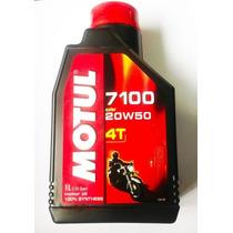 Óleo Motul 7100 (20w50) Sintético