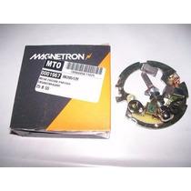 Escova E Suporte Motor Partida Cbr 450 / Cb 500 - Magnetron