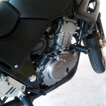 Slider Dianteiro Motos Carbon Honda Cb 500 Cb500 98 99 00 01