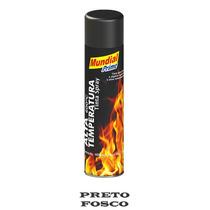 Tinta Spray Alta Temperatura Aluminio Escapamento Moto