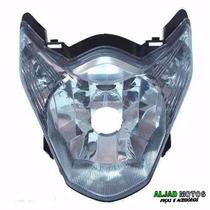 Bloco Óptico Farol Honda Titan 150 Mix Esd Ex 2011 12 13