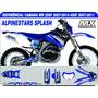 Adesivos-wr 250f 07-14 450 07-11-alpinestars Sb-qualidade 3m