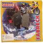 Pastilha Freio Traseira Cb 300 (s/abs) Fabreck