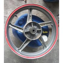 Roda Traseir Aro 17 Honda Cbx 250 Twister Original
