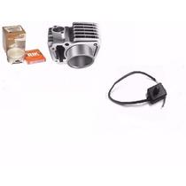 Kit Aumento Potencia 170c Titan150 Injetada+chip Combustivel