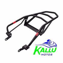 Bagageiro Para Tenere 250 Preto Givi Kallu Motos