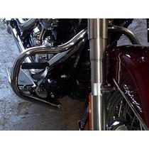 Mata Cachorro Moustache - Harley Davidson Softail