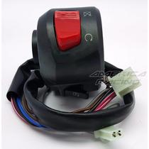 Botão De Partida Interruptor Emergência Yamaha Ybr 125