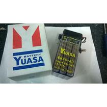 Rx 125 Rx 180 Rx 80 Tt 125 Bateria 6 Volts Yuasa Japan Zero