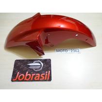Moto 2362 Paralama Dianteiro Ybr 125 2000 Vermelho Melc