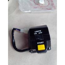 Interruptor Partida Yamaha Crypton T-105 (novo)