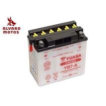 Bateria Yuasa Yb7-a Suzuki Katana Yes Intruder 125