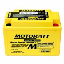 Bateria Motobatt Mbtx9u Suzuki Bandit, 650, 650s, Gs1200s