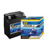 Bateria De Moto Moura Factor Ybr 125 Ed 2011 A 2013