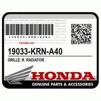 Grade Do Radiador Crf250 10/11 Honda Original