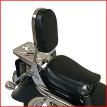 Sissy Bar Scorpion Cromado - Mirage 250