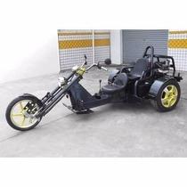 Projeto De Moto Triciclo Motorizado Detalhado
