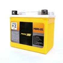 Bateria Moto Pioneiro Mbr6-bs 12v Xre Crf 230 Biz 125 Mix 09