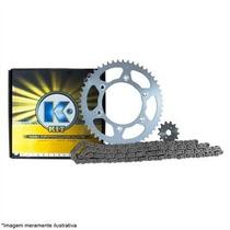Relação Kit Transmissão Yamaha Xt225 Aço 1023 - K