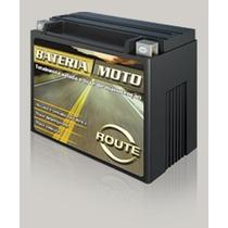 Bateria Route Yamaha Xt660 R