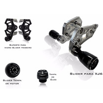 Kit De Slider Procton Racing Yamaha Xj6f Xj6 F